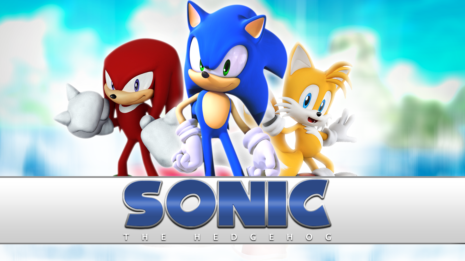 Sonic The Hedgehog Wallpaper HD
