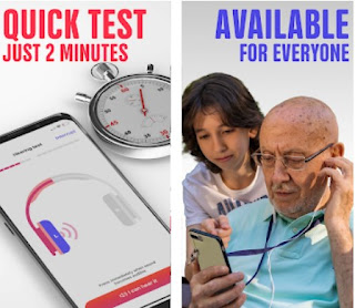 Hearing Test (Audiogram) Best Android App