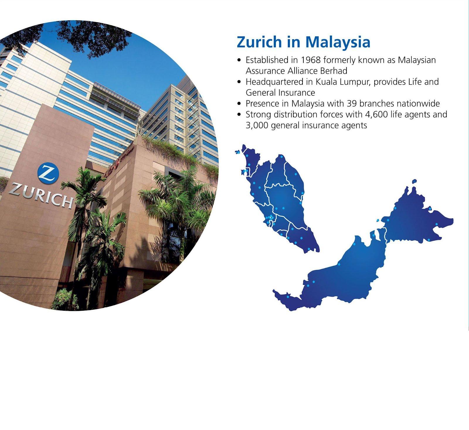 Insurance Zurich Insurance Malaysia
