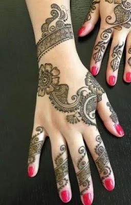 Easy-and-simple-bridal-mehendi-designs-for-full-hands-and-legs-6