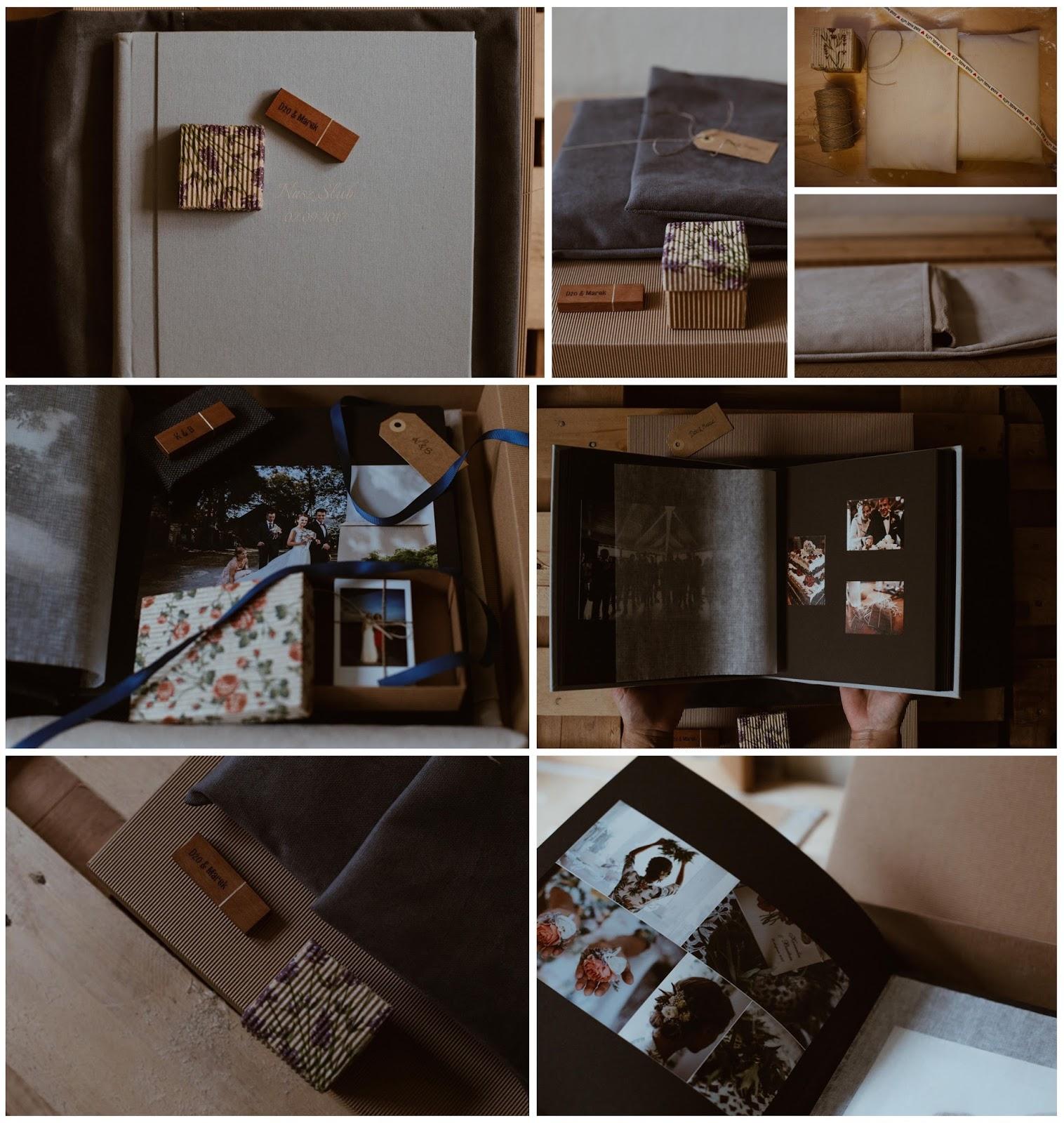 Tak oddaję materiały - czyli zdjęcia pięknie zapakowane
