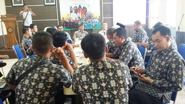Kades Johan Pahlawan Aceh Barat Kunjungi Kelurahan Rancanumpang