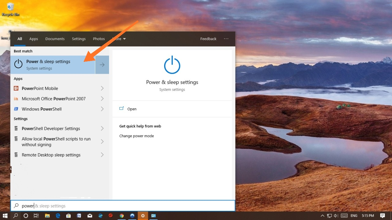 How To Shutdown Windows 10 Computer With Power Button