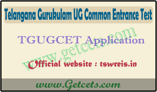 TGUGCET Application Form 2021-2022, degree apply online last date
