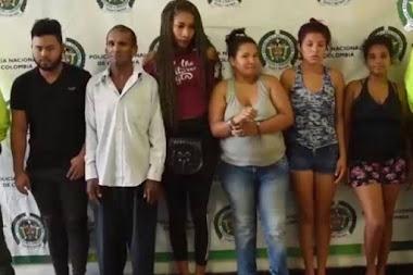 Desmantelan una organización criminal que prostituía a niños venezolanos en Colombia