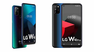 LG-w41-series-phone-price-and-specifications