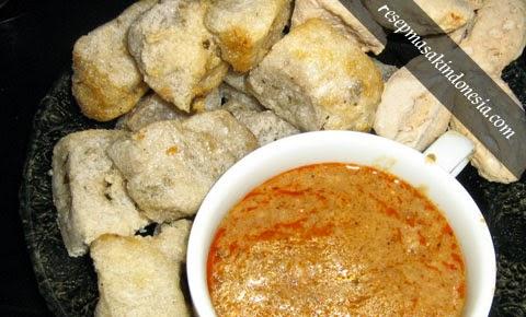 Resep Cireng - Masakan Tradisional Bandung