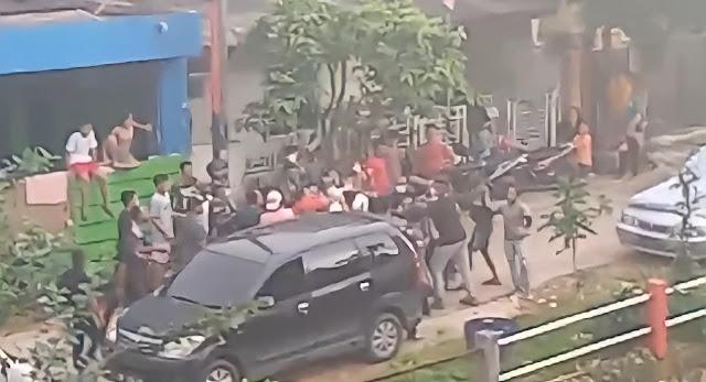 Petugas Bea Cukai Batam Diserang dan Barang Bukti Dirampas Saat Laksanakan Operasi Gempur Rokok Ilegal