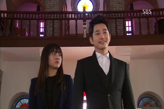 Seung Jo se apaixona por Se Kyung