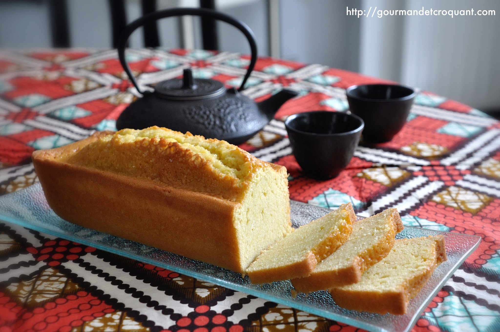 Croquant Gourmand Recette De Cake Au Citron