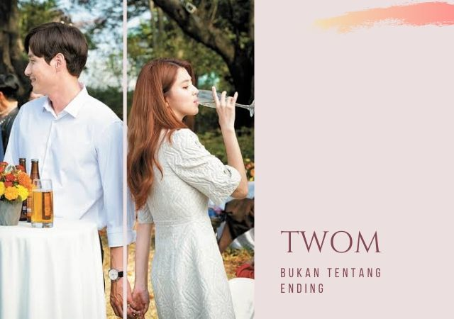 TWOM Drakor: Pesan Moral the World of the Married