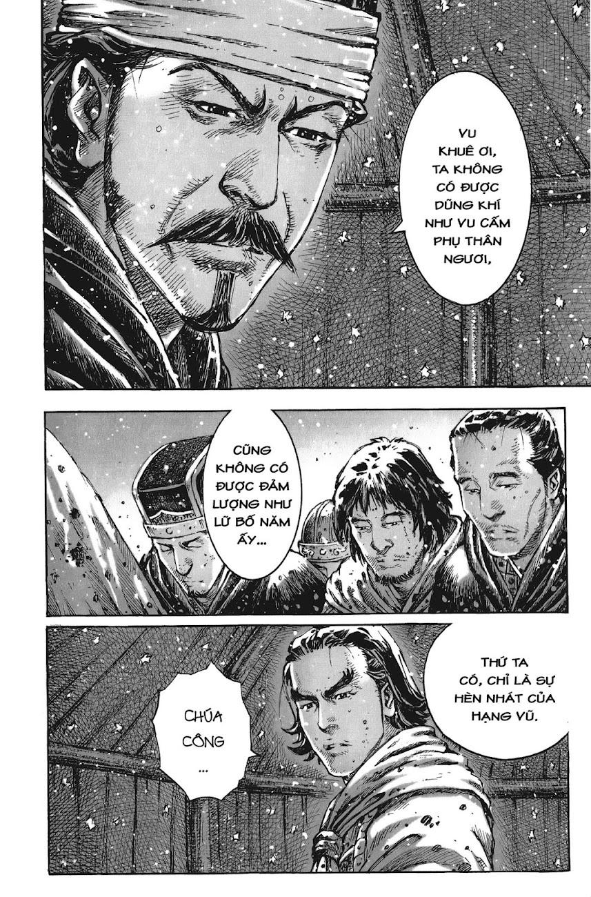 Hỏa phụng liêu nguyên Chương 441: Kiêu hùng trung thần [Remake] trang 18
