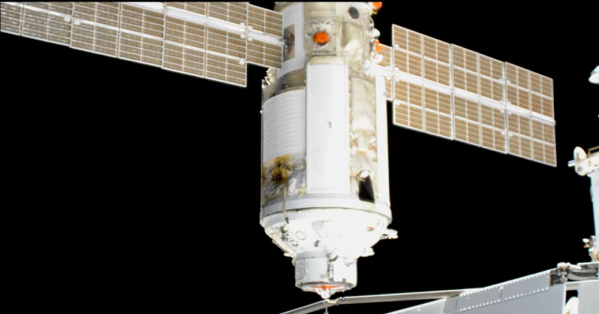 """Nauka ed ERA arrivati sulla Stazione Spaziale Internazionale, suspense per un temporaneo """"fuori assetto""""!"""