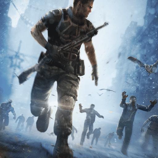Dead Target: FPS Zombie Apocalypse Survival Game - VER. 4.44.1.2 Unlimited (Gold - Cash) MOD APK