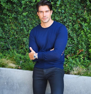 Peter Porte posing for a picture