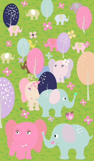 Elephant Spring Savana