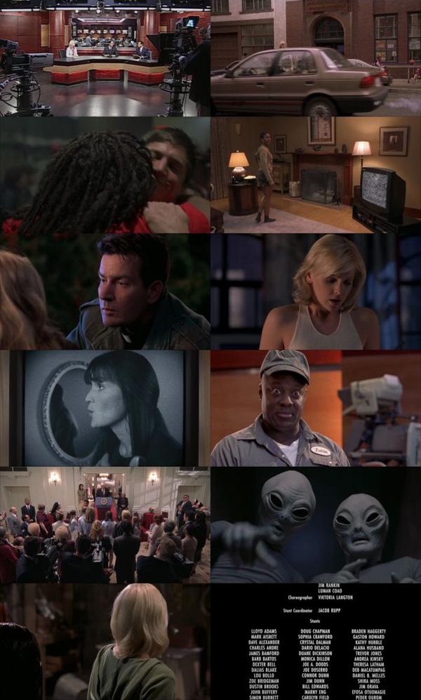 Scary Movie 3 2003 Dual Audio