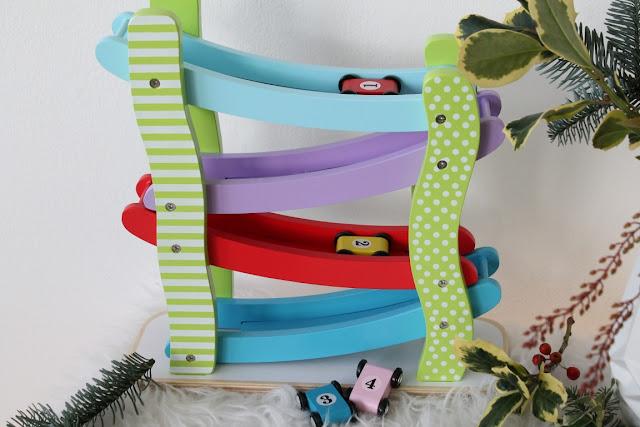Kugelbahn Autos Geschenkideen zu Weihnachten fuer Babys Kleinkinder Jules kleines Freudenhaus
