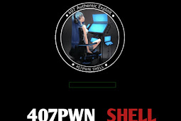 Rilis shell backdoor 407PWN_SHELL - Anontech