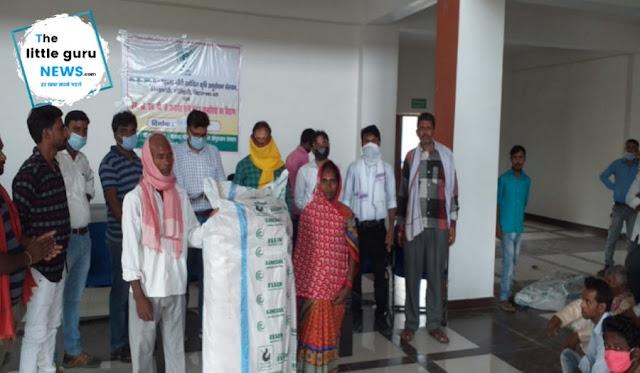 Piprakothi icar agricultural equipment distribute