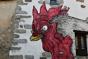 I murales di Quarna di Sopra