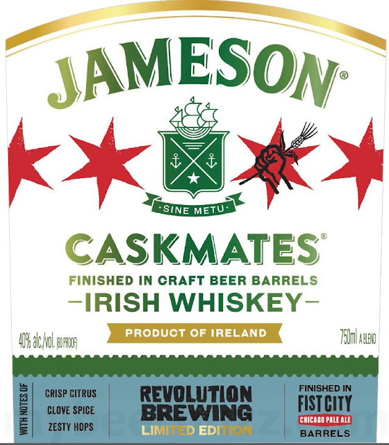 Jameson Collaborating With Bale Breaker & Revolution For New Caskmates