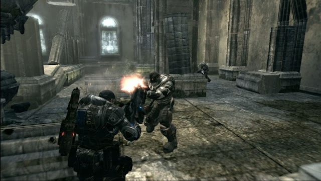 Gears of War PC Download Free Full Version Gameplay
