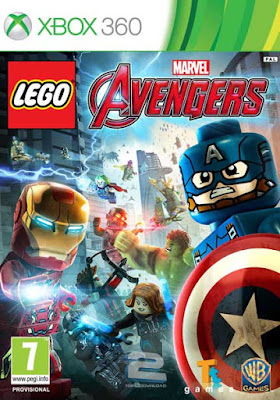 Lego Marvels Avengers Android