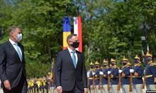 Pemimpin Sembilan Negara Eropa Timur mengutuk 'Tindakan Agresif' Rusia
