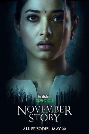 Download The November Story (2021) S01 Hindi HotStar WEB Series 480p | 720p WEB-DL ESub