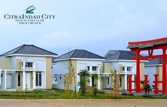 Cluster Bukit SAKURA (Real Estate)  Citra Indah City mulai dipasarkan - Harga Mulai 456 Jtan
