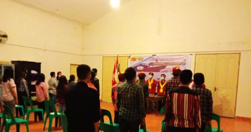 Tingkatkan Profesionalitas Kader, PMKRI Kota Jajakan Gowa Laksanakan TOT