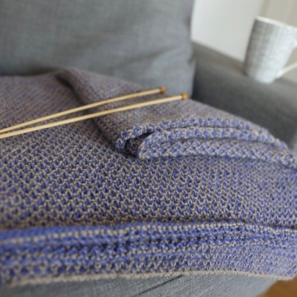 Blanket We are Knitters | Comptoir de Paname