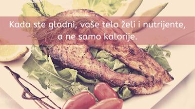 kalorije i nutrijenti