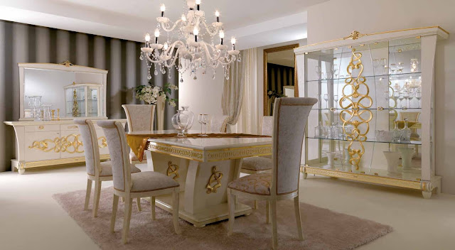 Luxurious impression for dining room chair ideas