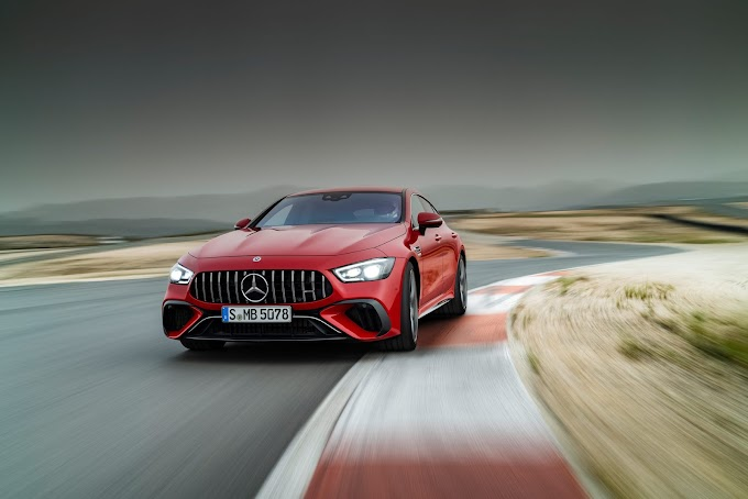 2023 Mercedes-AMG GT 63 E Performance Lands With 831 HP