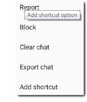 Cara Mudah Menambahkan Shortcut Obrolan WhatsApp ke Home Screen Android 2