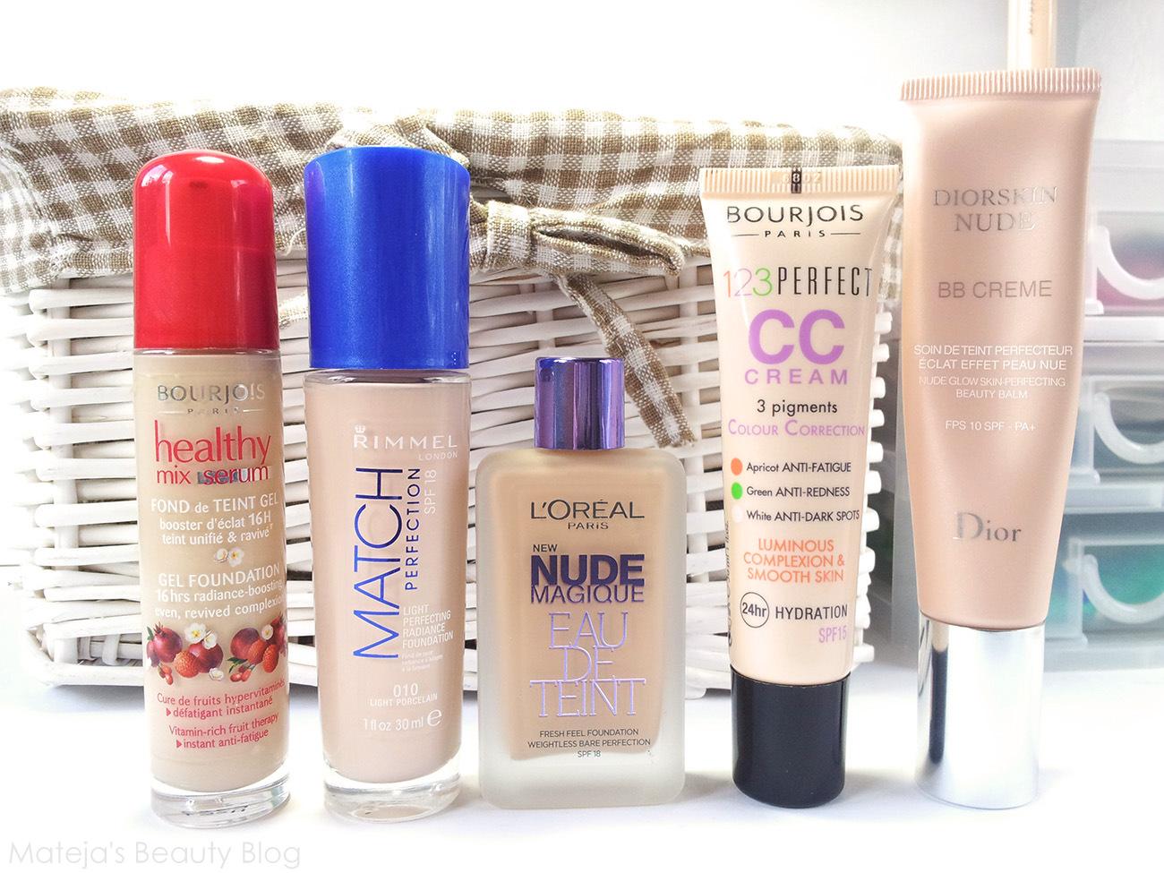 The Non-Makeup - LOreal Nude Magique Eau de Teint Review