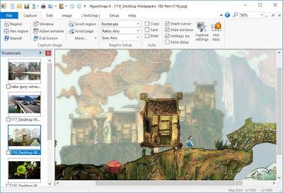 تحميل برنامج تصوير الشاشة هايبر سناب HyperSnap 2020