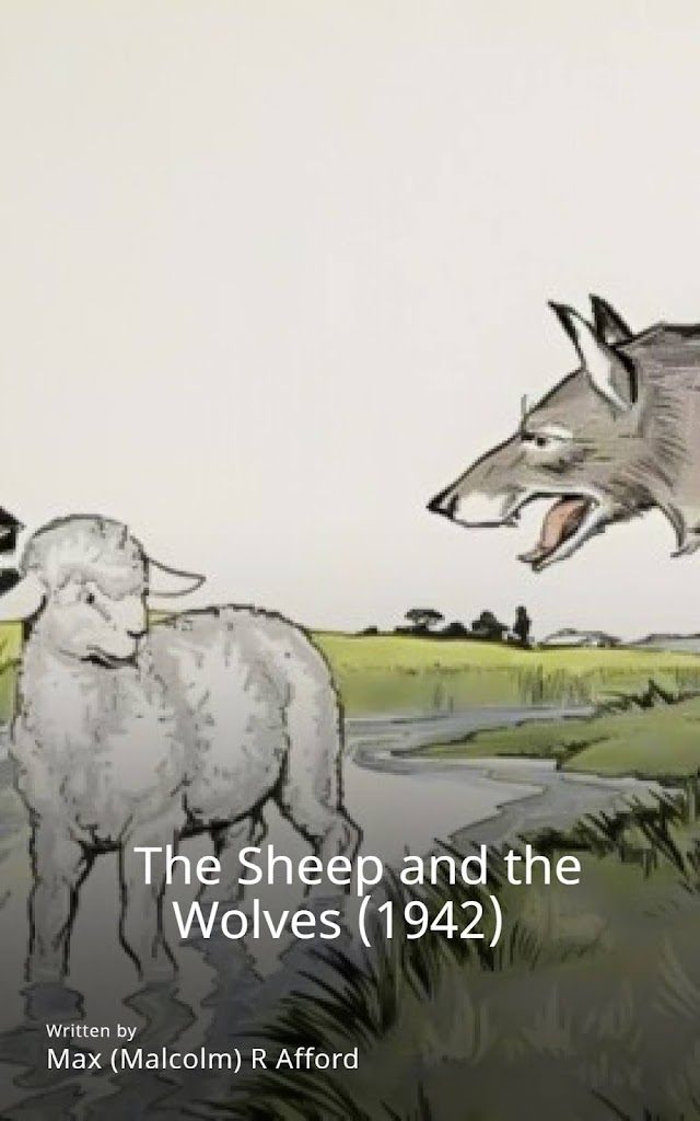 The Sheep and the Wolves