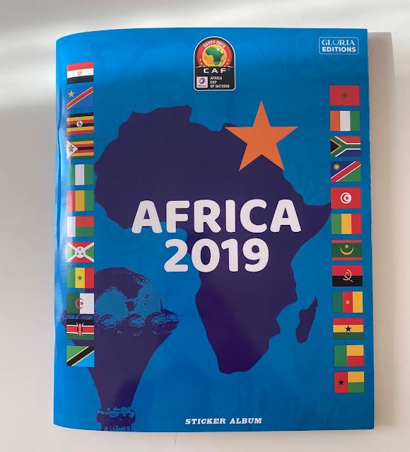 Copertina Gloria Editions Africa 2019