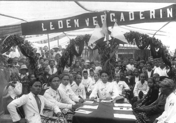 Daftar Organisasi pada Masa Pergerakan Nasional