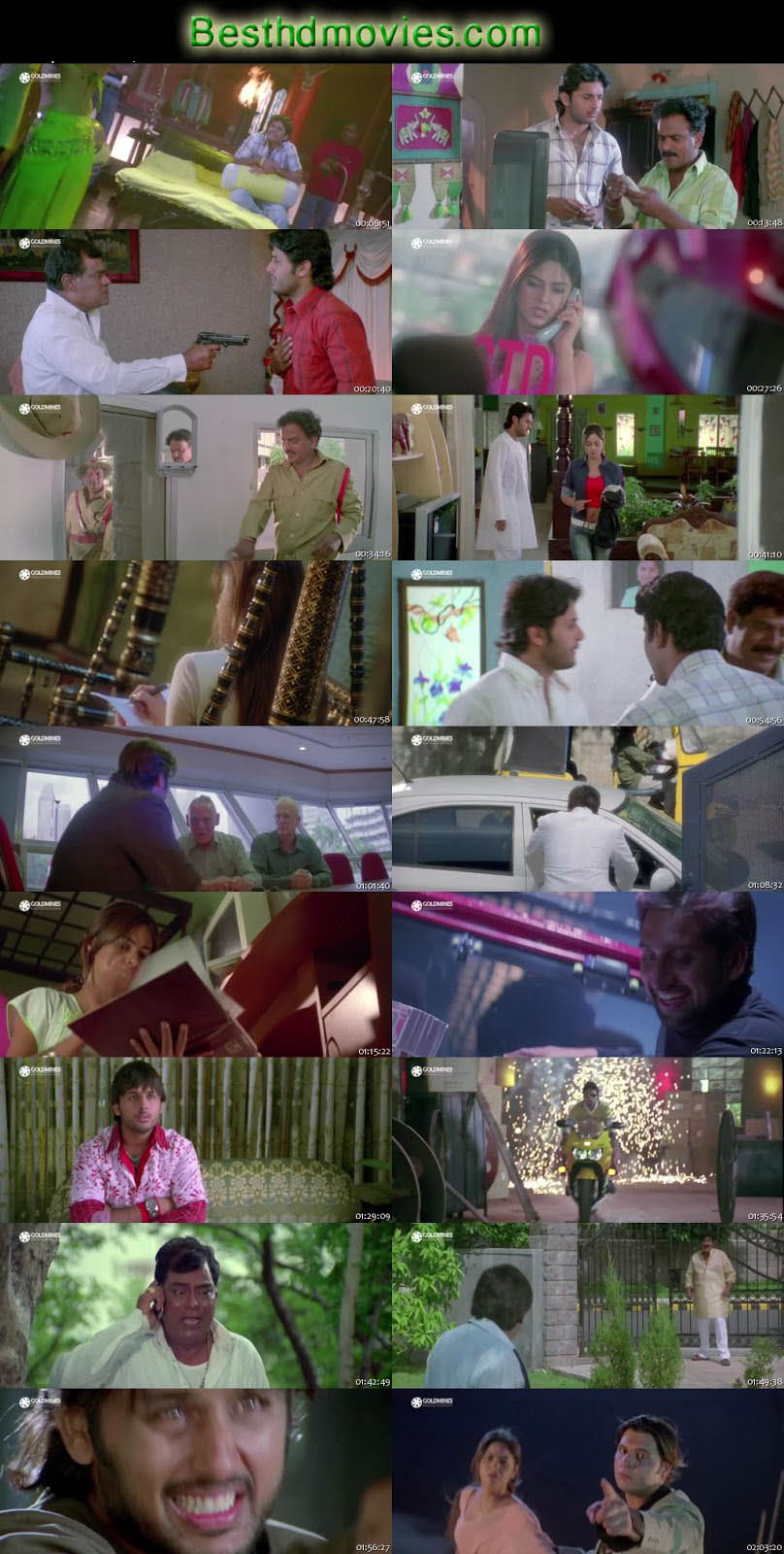 Maroo 2015 Hindi Dubbed 720p WEB HDRip 950MB