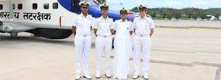 Indian Coast Guard Navik Recruitment 2020 – 260 Navik (General Duty) GD Vacancy