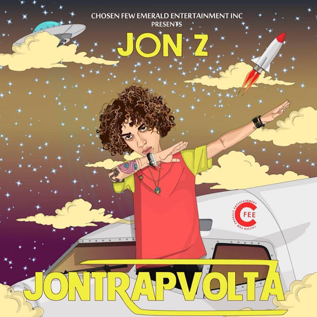 "Jon Z de Chosen Few Emerald Entertainment presenta ""JonTrapVolta"" en Argentina"