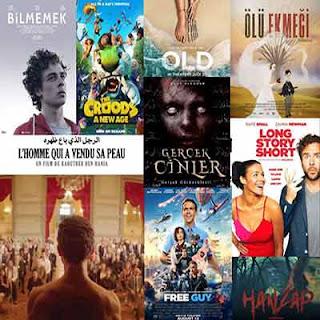 Vizyona Giren Filmler 13 Ağustos 2021