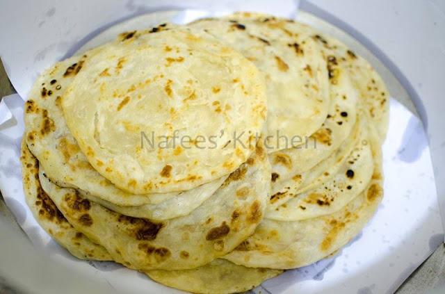 desi ghee paratha nafees kitchen