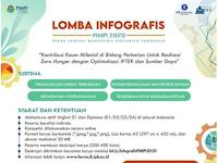 Lomba Infografis Nasional 2020 di IPB