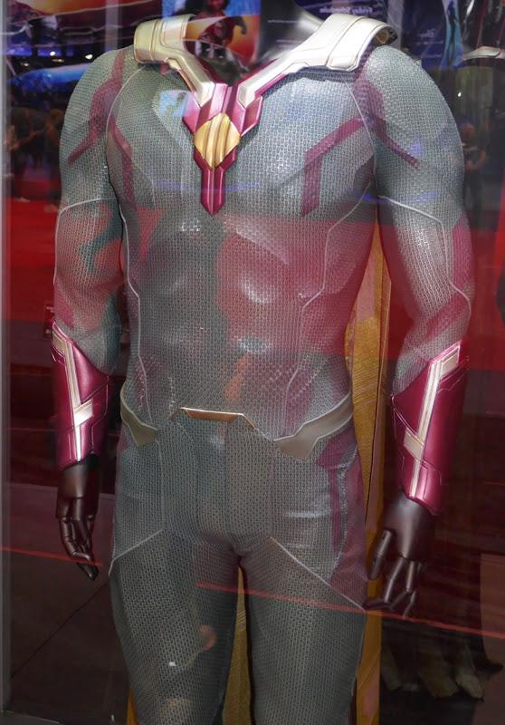 Avengers Vision movie costume