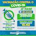 Serrinha aplicou 1ª dose de vacina contra Covid em mais da metade da população adulta